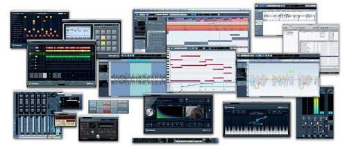 steinberg cubase 5, программа для создания музыки