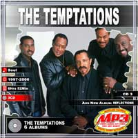 The Temptations 3CD