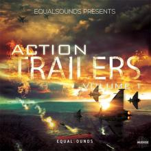 EqualSounds Action Trailers Vol.1 WAV MiDi