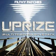 Filthy Patches UPRIZE WAV / Sylenth1 / Razor / Massive [1 DVD]