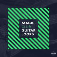Diginoiz Magic Club Guitar Loops ACiD / WAV / AiFF [1 DVD]