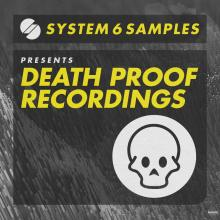 System 6 Samples Death Proof Recordings MULTiFORMAT [1 CD]