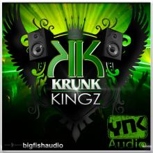 YNK Audio Krunk Kingz MULTiFORMAT [1 DVD]