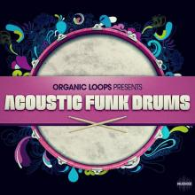 Organic Loops Acoustic Funk Drums MULTiFORMAT [1 DVD]