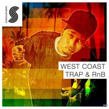 Samplephonics West Coast Trap and RnB MULTiFORMAT [1 DVD]