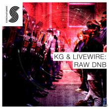 Samplephonics KG and Livewire Raw DnB MULTiFORMAT [1 DVD]