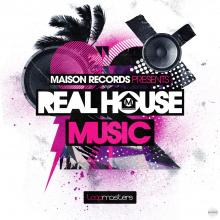 Loopmasters Maison Records Real House Music MULTiFORMAT [1 DVD]