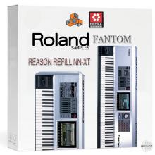 Collection for Reason: Roland Fantom REFILLS LIBRARY [2 DVD]