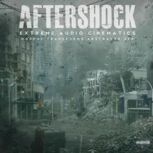 Zero-G AfterShock - Extreme Audio Cinematics MULTiFORMAT [1 DVD]