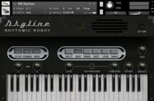 Rhythmic Robot Audio Skyline KONTAKT [1 CD]