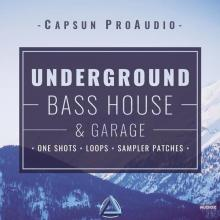 CAPSUN ProAudio Underground Bass House and Garage MULTiFORMAT [1 DVD]