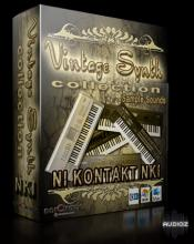 norCTrack - Vintage Synth Collection NKI KONTAKT [1 DVD]
