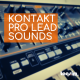 TAQS IM Kontakt Pro Lead Sounds KONTAKT [1 DVD]