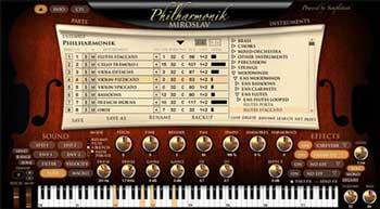 IK Multimedia Miroslav Philharmonik VSTi DXi RTAS - Vst инструмент со звуками хора и симфонического оркестра