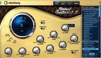 Steinberg Virtual Guitarist 2 - лучший виртуальный гитарист
